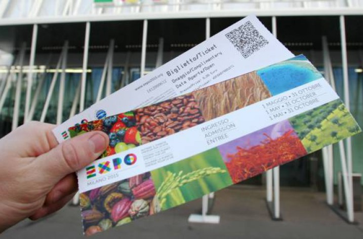 Expo2015: Come scegliere il biglietto giusto