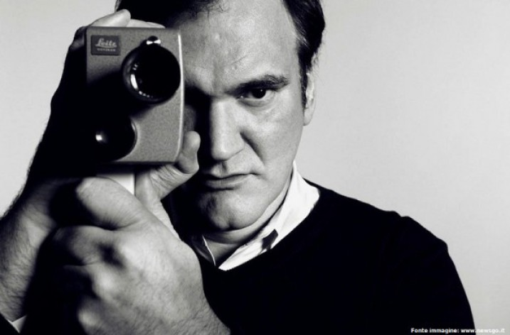 The Hateful Eight, Tarantino a Roma per il suo nuovo film