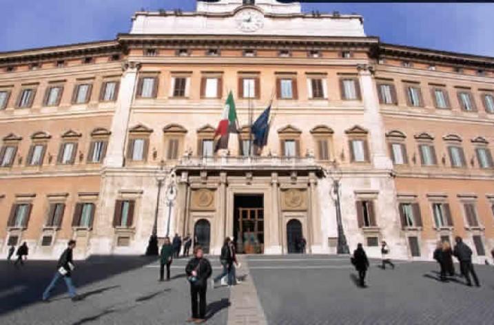 Montecitorio, il palazzo del potere
