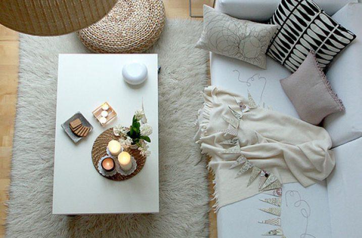Arredare un piccolo salotto: consigli per non sbagliare
